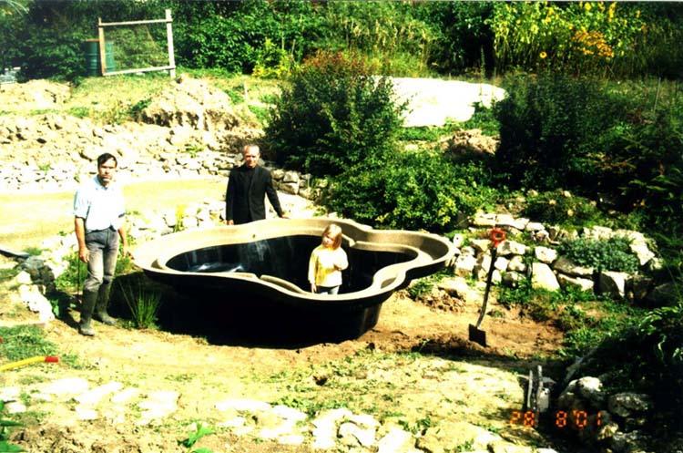 Дом, сад и пруд в саду.... - фото 4