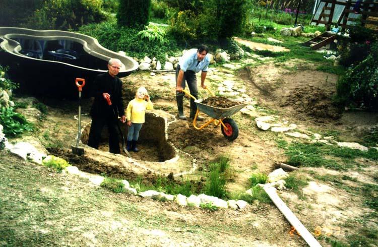 Дом, сад и пруд в саду.... - фото 6