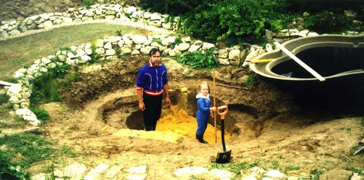 Дом, сад и пруд в саду.... - фото 7