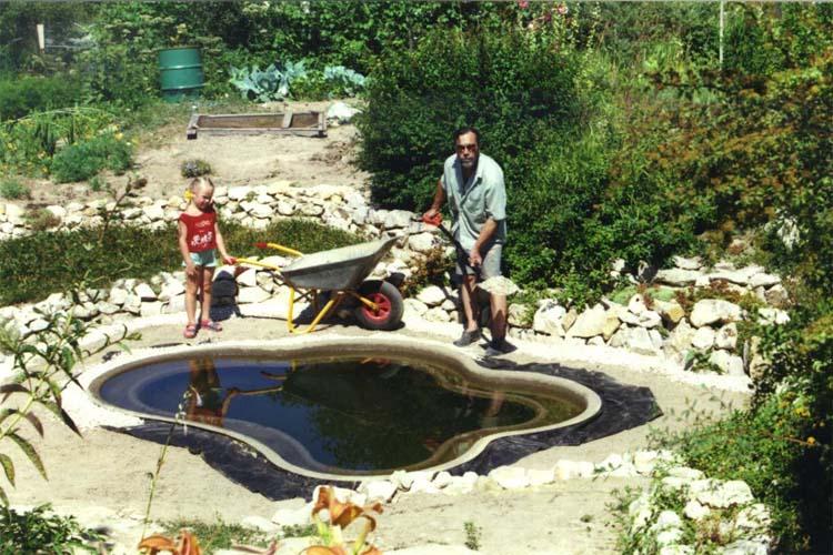 Дом, сад и пруд в саду.... - фото 14