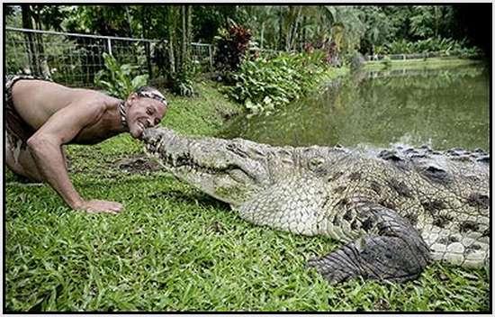 рыбака чито и крокодила почо