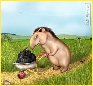 Милые и добрые картинки животных от