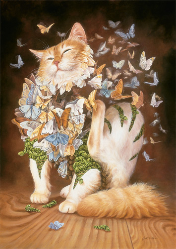 Fantastic art of Heidi Taillefer