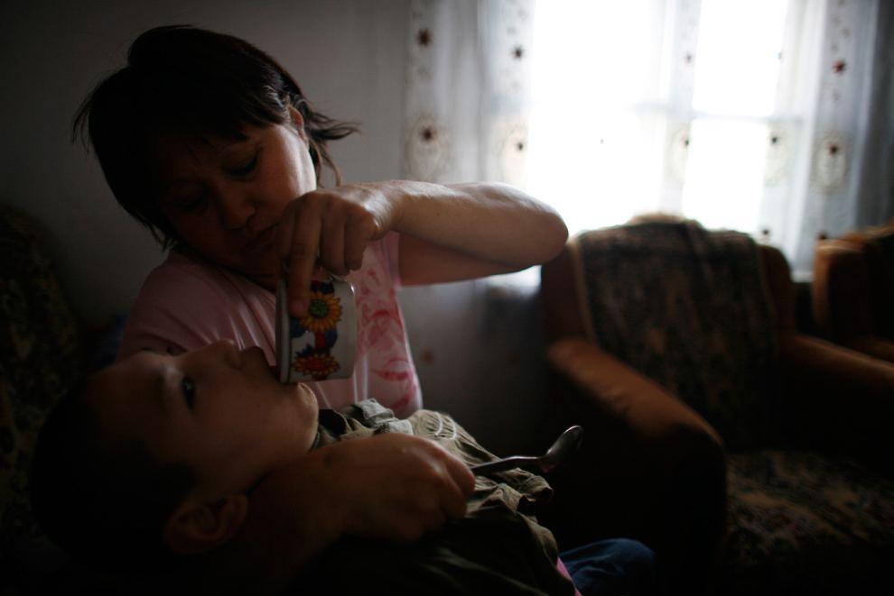 Экологическая трагедия Казахстана