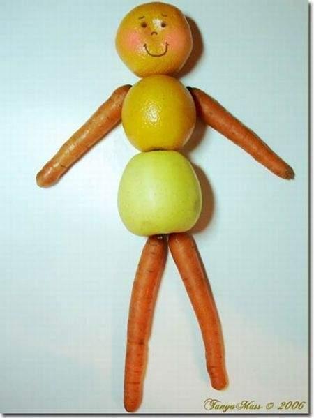 Овощное творчество