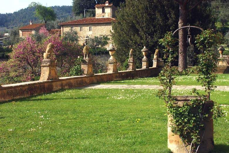 Ландшафтный дизайн знаменитых садов виллы Гамберая