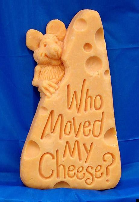 Скульптуры от «сырной леди» Сары Кауфман