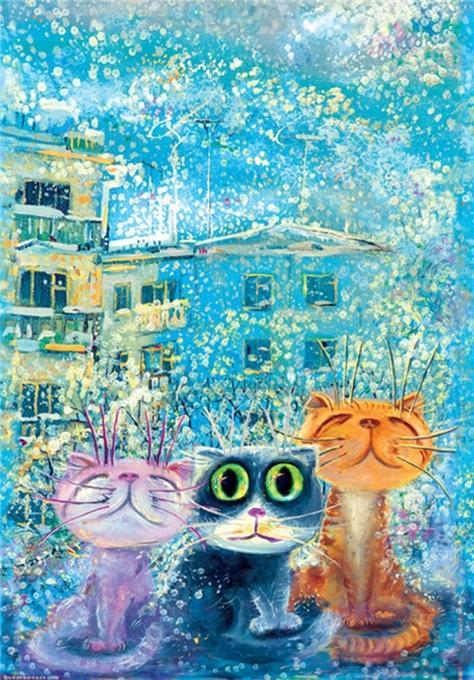 HeSi-haus  Все кошки, все коты и все котята…. eccd8f17ac1