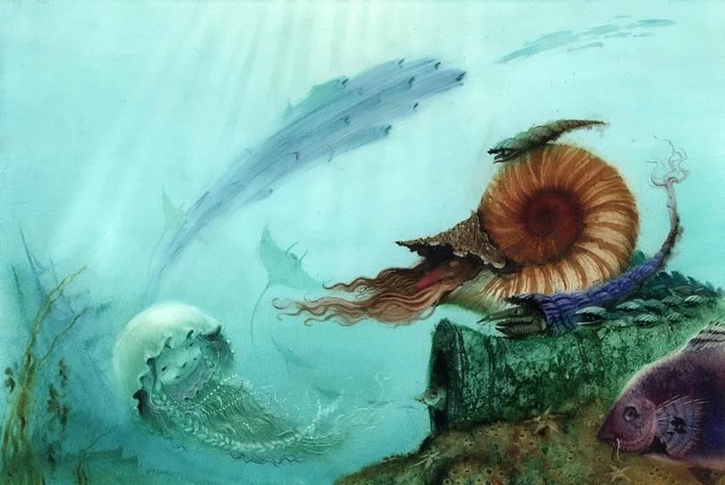 Сказочный мир художника Игоря Олейникова