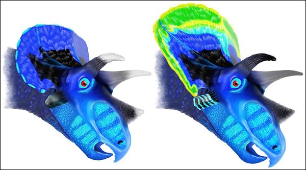 Динозавры и Мир Юрского Периода №1 – Папа-Трицератопс + Малыш-Тираннозавр