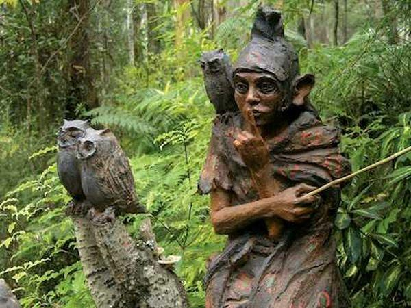 Сад скульптур Бруно Торфса (Bruno Torfs)