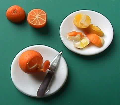 Как сделать апельсин с модулем