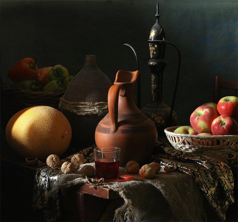 Натюрморт от фотографа Ирины Быковой