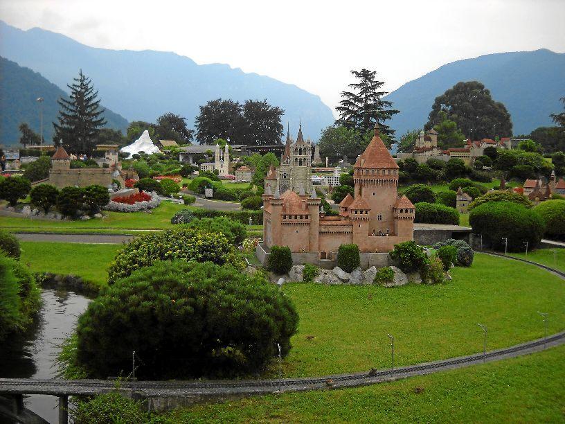 Мелиде: Швейцария в миниатюре