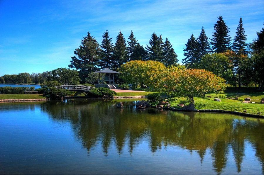 Японский Сад Никка Юко (Nikka Yuko)