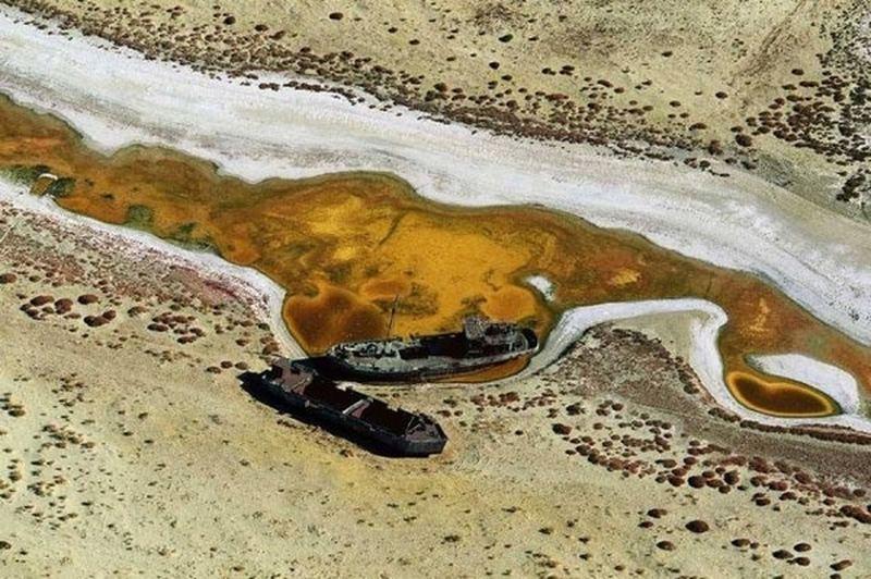 Реферат по теме экологическая катастрофа гибель аральское море 1494