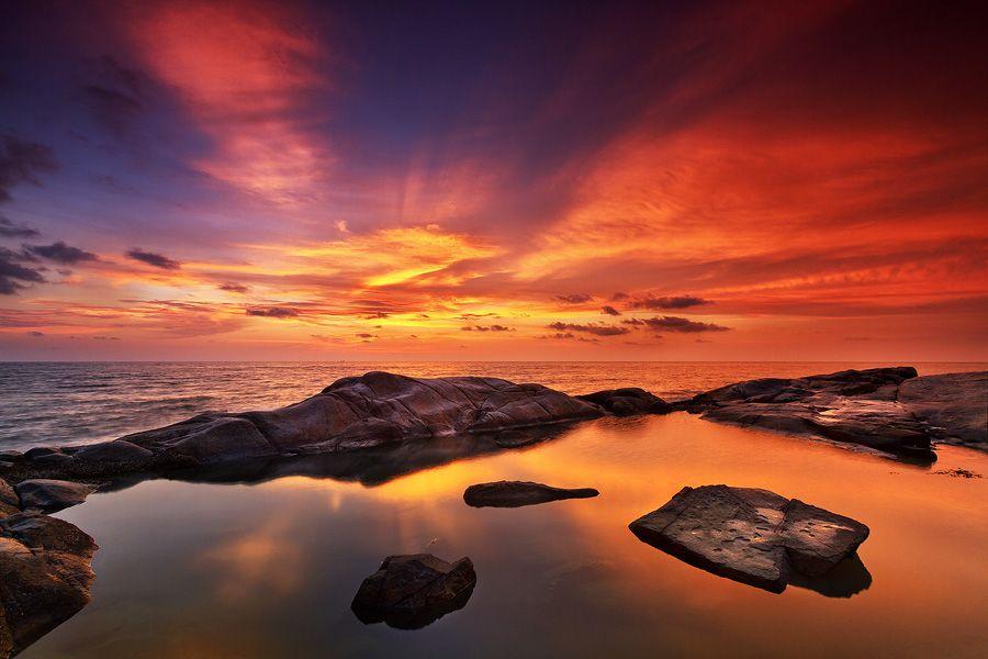 Фантастические пейзажи от Бобби Бонга