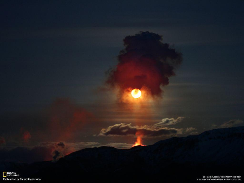 Лучшие снимки природы от National Geographic