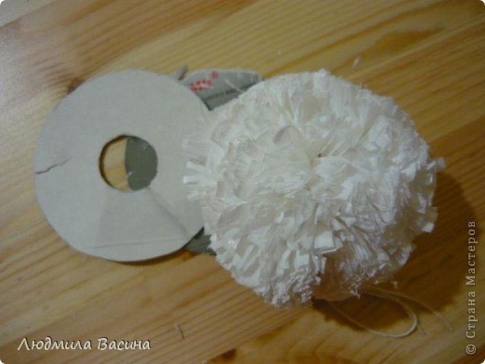 Как сделать помпон из мусорных пакетов видео - ЮгАгро