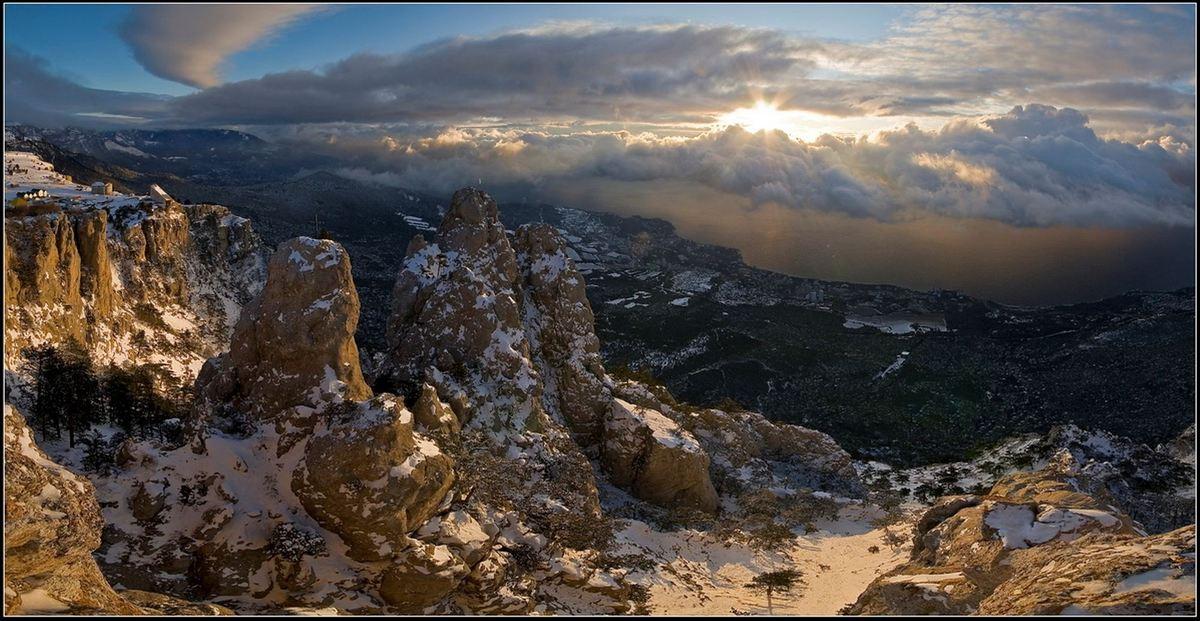 Фотографии Крыма от Павла Шугалей