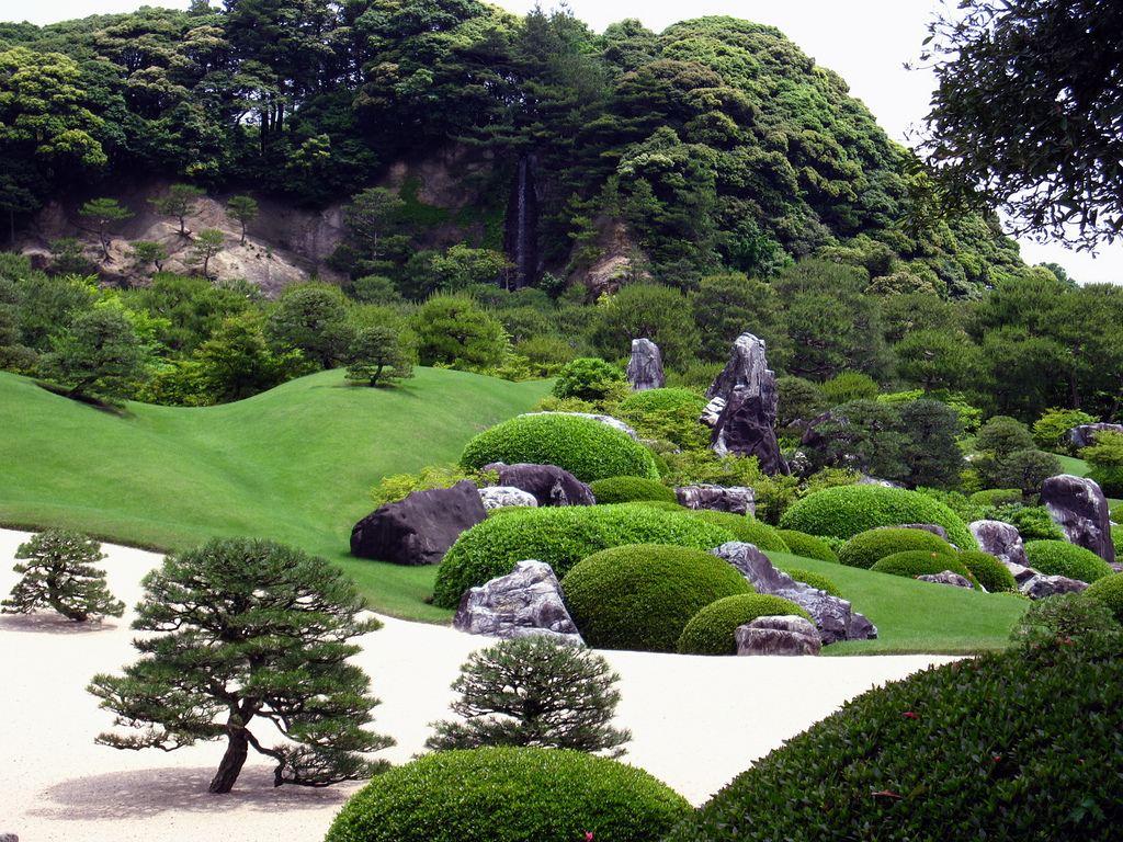 Японский сад как символ совершенства земной природы