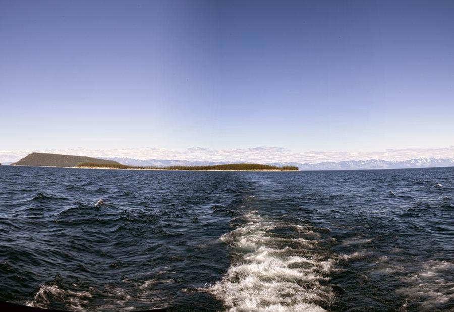 Панорамы Байкала от Константина Сокольского
