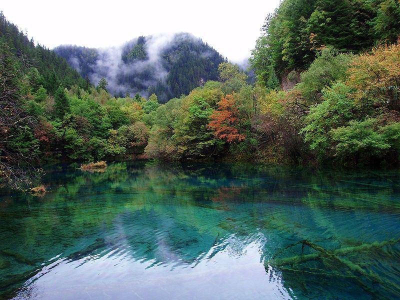 Национальный парк Цзючжайгоу (Долина девяти деревень)