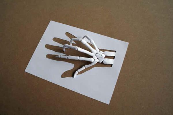 Что можно сделать из бумаги своими руками схема
