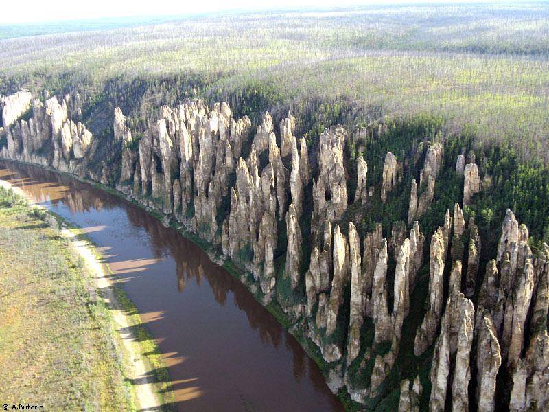 Ленские столбы – уникальный памятник природы