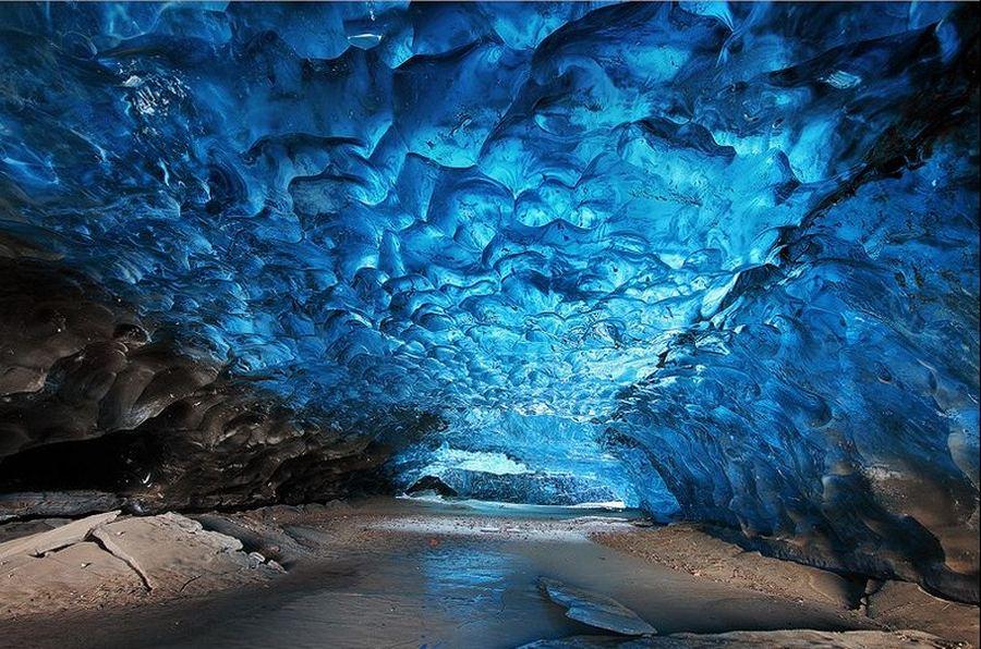 Эти великолепные фотографии ледяных