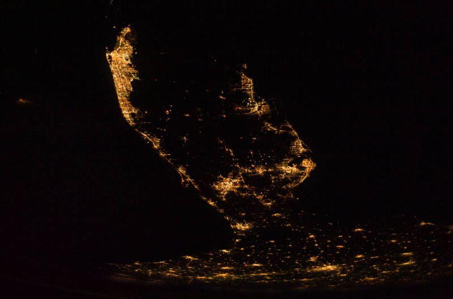 ночная касабланка фото