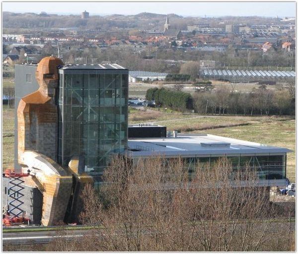 Музей человеческого тела CORPUS в Голландии