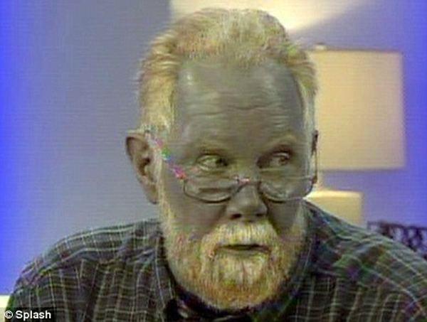 Серо-голубой человек - Пол Карасоне
