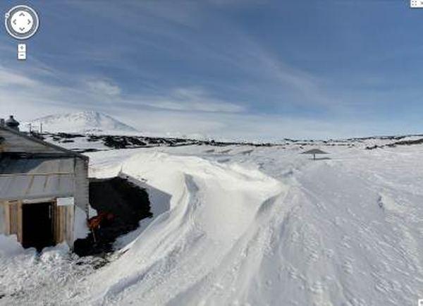 Теперь каждый сможет совершить виртуальную прогулку по Антарктике