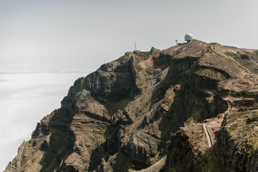 Мадейра, пик Арийэро