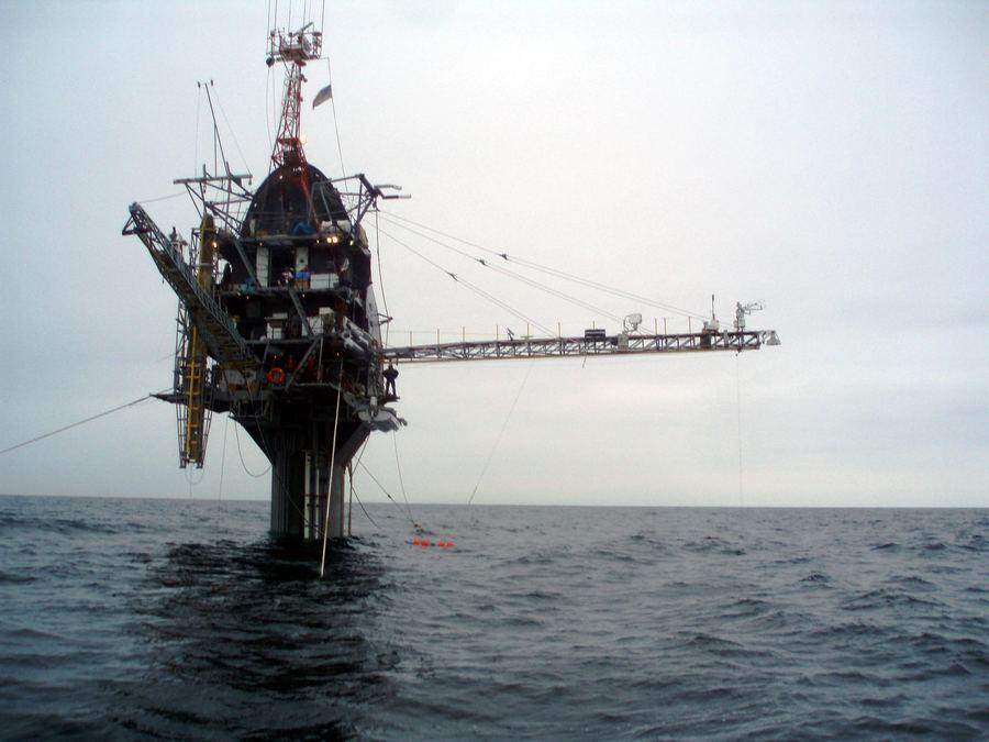 Уникальная плавающая платформа FLIP