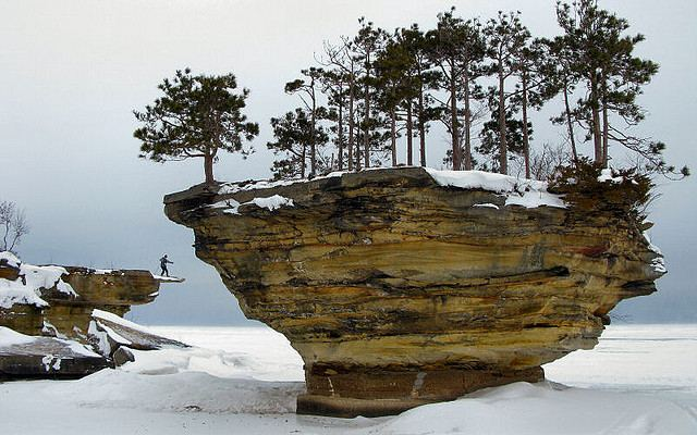 Cкала 'Турнепс' (Turnip Rock)