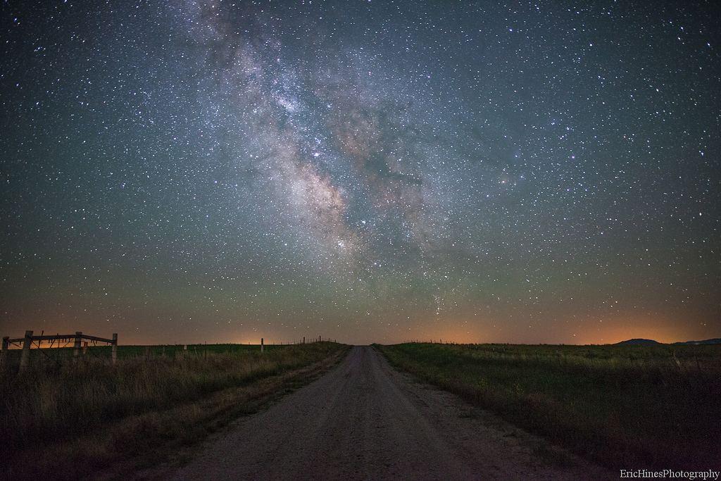 Названы победителей фотоконкурса 'Земля и Небо' 2012