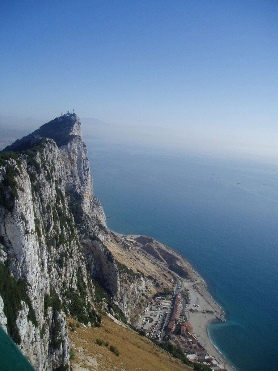 Гибралтарская скала (англ. Rock of Gibraltar)