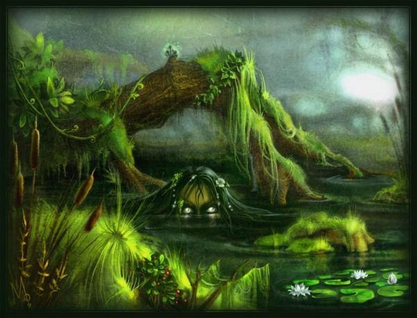 изображение водяного: