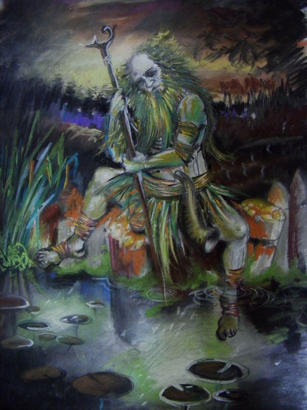 Антология суеверий: Водяной