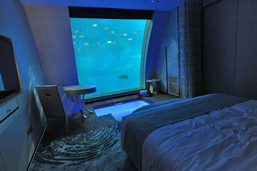 Marine Life Park — самый большой в мире океанариум