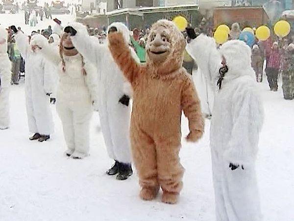 Сибири так в кузбассе проходит день