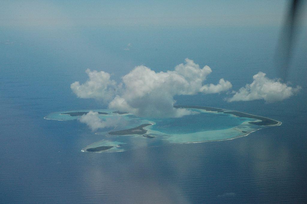 Остров Тетиароа (Tetiaroa)