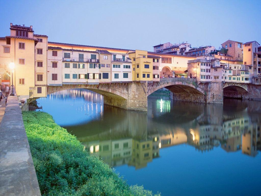 Самые известные жилые мосты