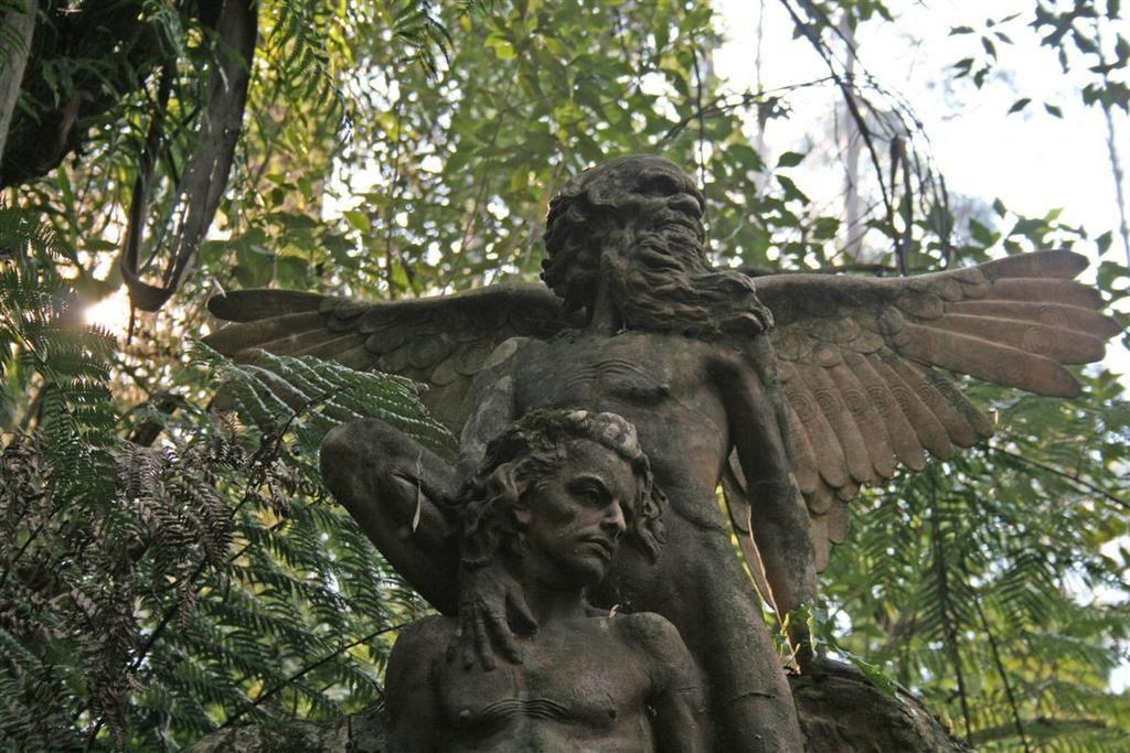 Мистические скульптуры Уильяма Рикеттса