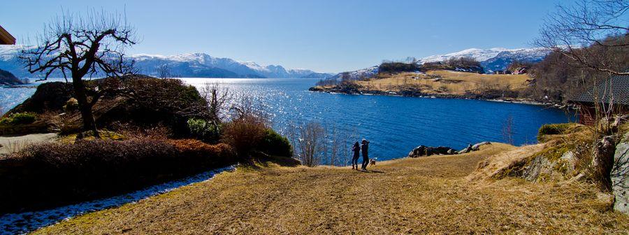 Хардангер-фьорд — самый длинный фьорд в Норвегии