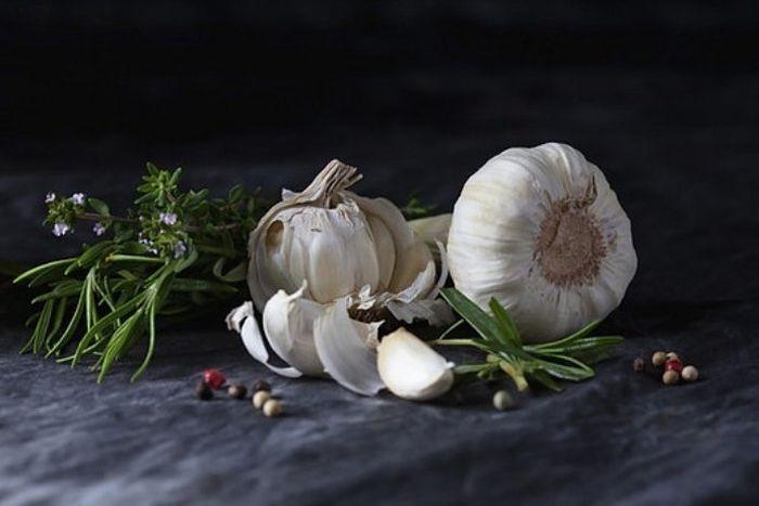 чеснок и клюква против холестерина