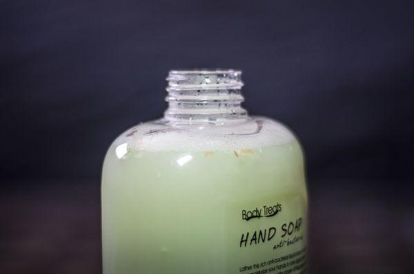 Как самому сделать жидкое мыло