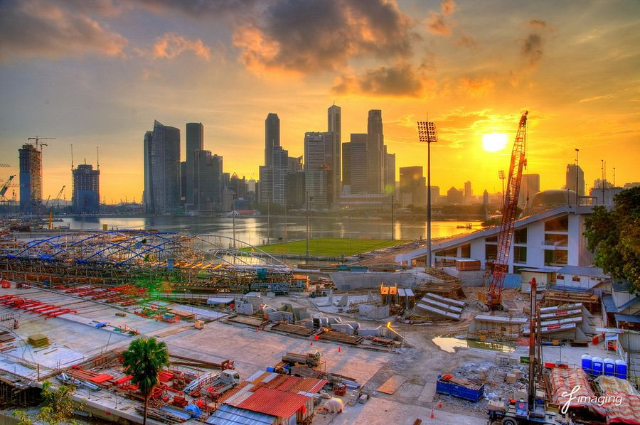 Реферат на тему сингапур 3543